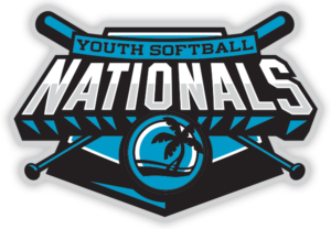 Youth Softball Nationals Myrtle Beach Tournament Logo